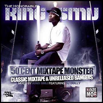 King Smij & DJ Gully - 50 Cent: Mixtape Monster | MixtapeTorrent com