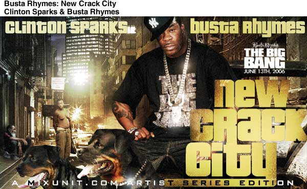 busta rhymes new crack city download
