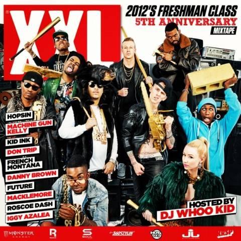 2012 XXL Freshman Mixtape (Hosted By DJ Whoo Kid, Diddy & T.I.)-2012-MIXFIEND