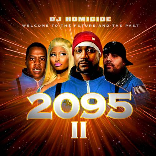 DJ Homicide - 2095 Vol. 2