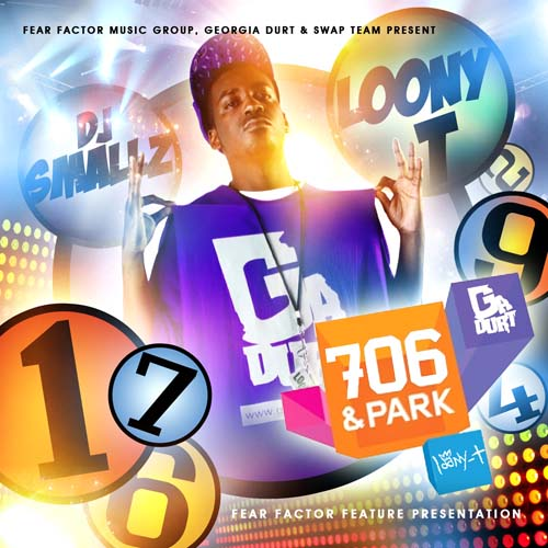 DJ Smallz & Loony T - 706 & Park | MixtapeTorrent com