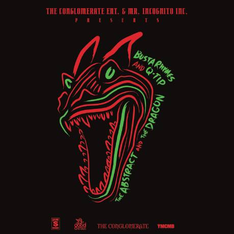[MULTI] Busta Rhymes and Q-Tip - The Abstract and The Dragon (2013)