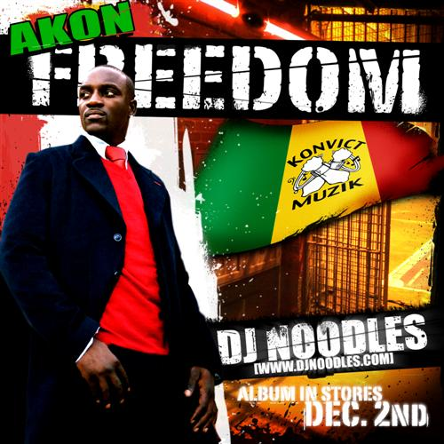 CD Akon   The Freedom Mixtape