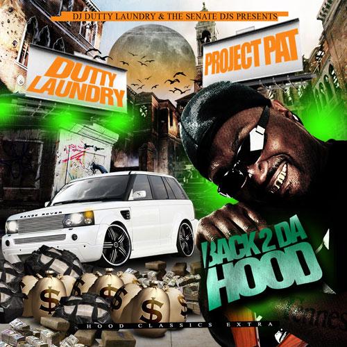 project pat mixtape