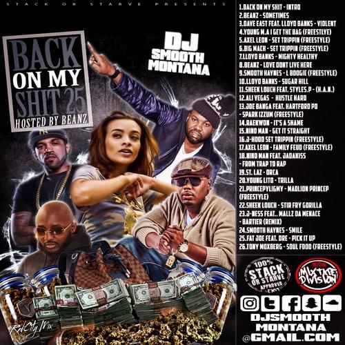 DJ Smooth Montana - Back On My Shit 25