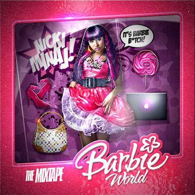 minaj its barbie bitch Nicki