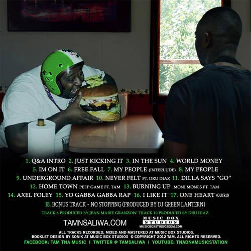 Dj Green Lantern Presents Tam