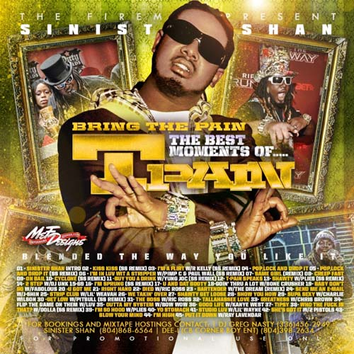 T Pain Im Sprung Free Mp3 Download: Bring The Pain (The Best Moments Of T-Pain