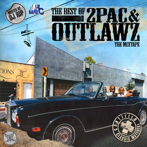 2Pac And Tha Outlawz - Life Of An Outlaw 2008 Bestof2pacoutlawz