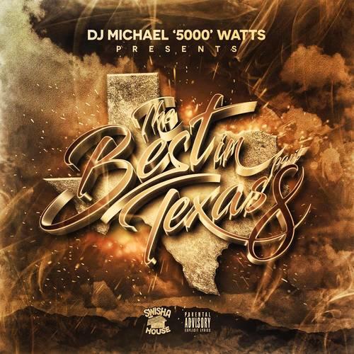 DJ Michael 5000 Watts - The Best Of Texas 8