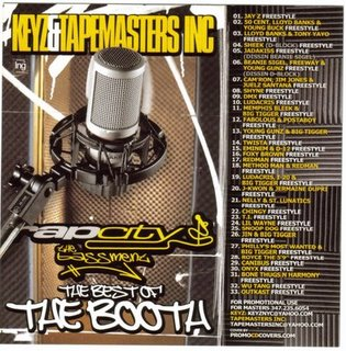 dj keyz tapemasters inc rap city the bassment the best of the