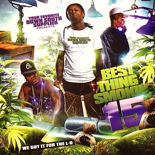 DJ Smallz - Best Thing Smokin 15 | MixtapeTorrent com