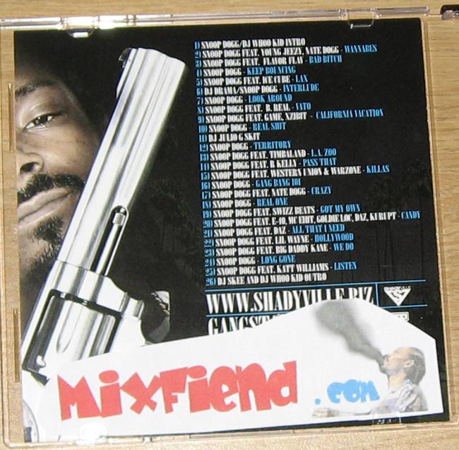 DJ Whoo Kid, DJ Drama, DJ Skee - Snoop Dogg: Tha Blue Carpet Treatment Mixtape
