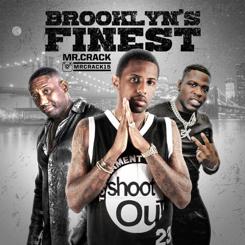 Mr. Crack – Brooklyn's Finest 8