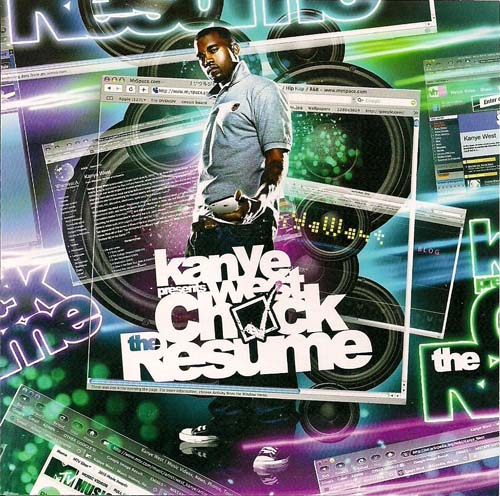 Kanye West Check The Resume MixtapeTorrentcom