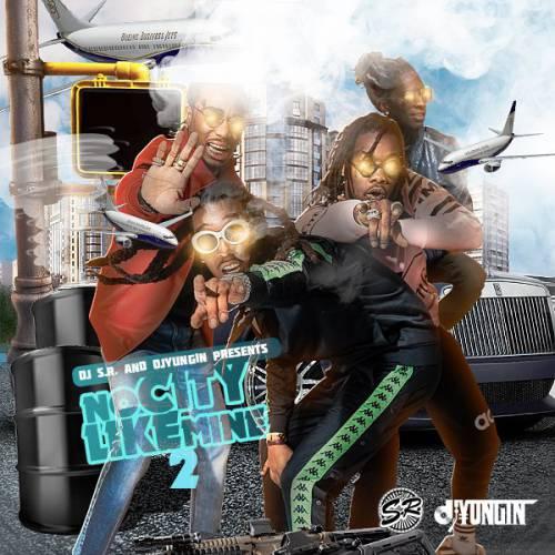 DJ S.R. - No City Like Mine 2