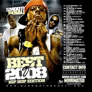 DJ Smooth Denali - The Best Of 2008 (Hip Hop Edition
