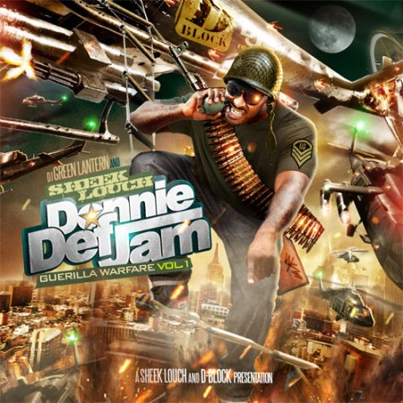 DJ Green Lantern & Sheek Louch - Donnie Def Jam (Guerilla ...