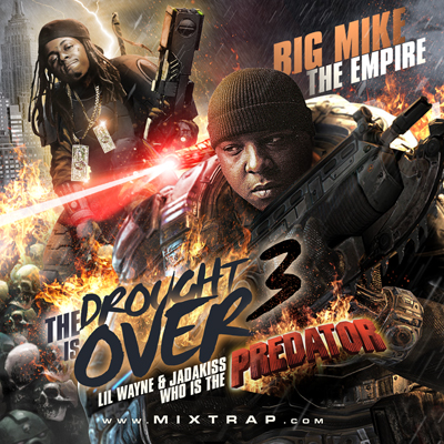 Drought 3 Covers