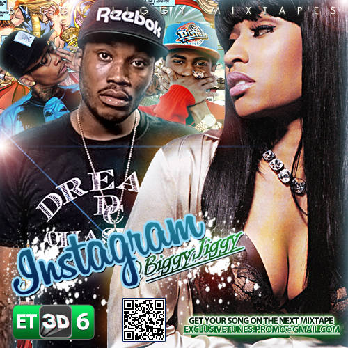 Biggy Jiggy Mixtapes - Exclusive Tunes 3D 6 (2012)