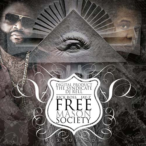 rick ross chain of himself wearing a chain. YouTube- Rick Ross feat.