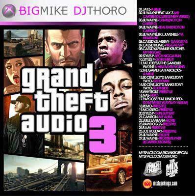 Grand Theft Audio - Stoopid Ass