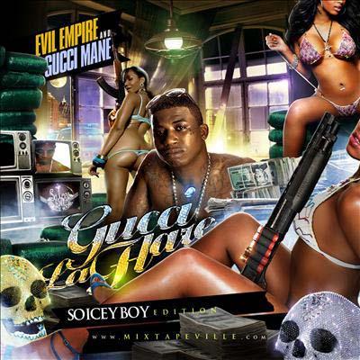 Evil Empire & Gucci Mane - Gucci La Flare | MixtapeTorrent com