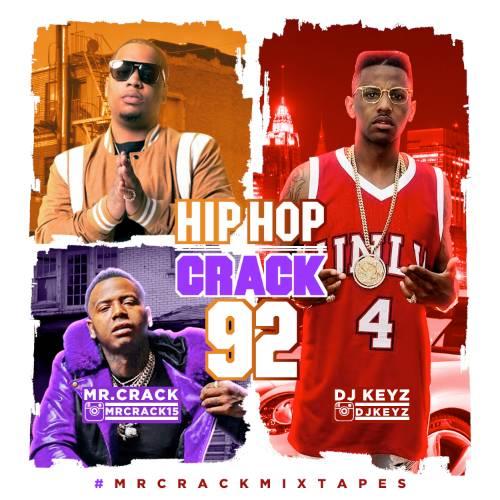 Mr. Crack & DJ Keyz - Hip Hop Crack 92