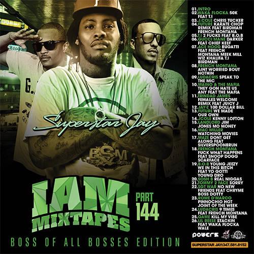 Download Dj Dollar Bill: Superstar Jay - I Am Mixtapes 144