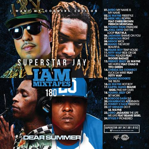 Iam A Rider Lambogini Song Download: Superstar Jay - I Am Mixtapes 180