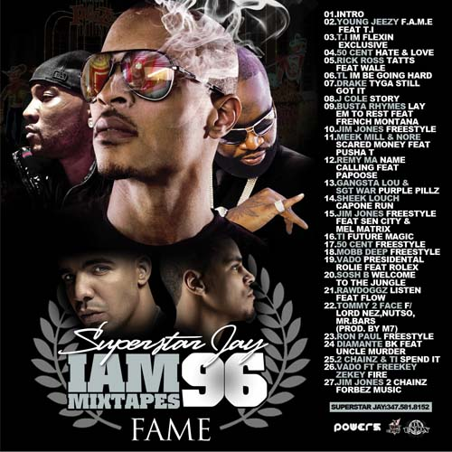 superstar jay i am mixtapes 96