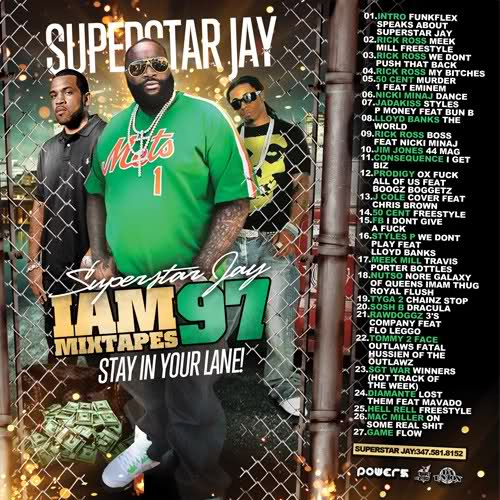 superstar jay i am mixtapes 97