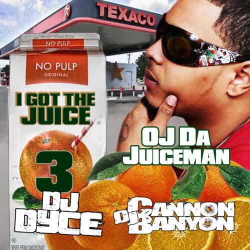 My Kitchen Gucci Mane: DJ Cannon Banyon, DJ Dyce & OJ Da Juiceman