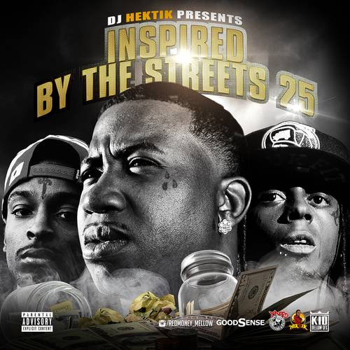 DJ Hektik - Inspired By The Streets 25 | MixtapeTorrent com