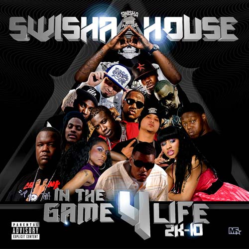 Rappers record swishahouse