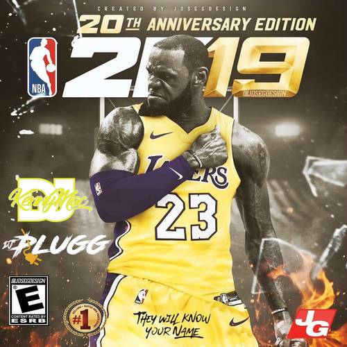 Nba2k19 James Harden: NBA 2K19 (LeBron James Edition