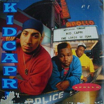 Kid Capri on WBLS (1992) | MixtapeTorrent.com