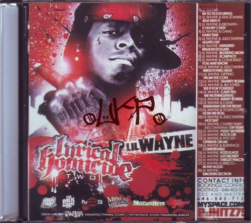 Lil Wayne - Lights Out Feat. Juelz Santana 03:38