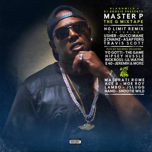 Master P - The G Mixtape   MixtapeTorrent com