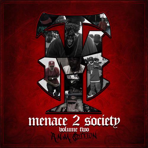 Black Wallstreet Presents Compton Menace - Menace 2 Society 2[2012]