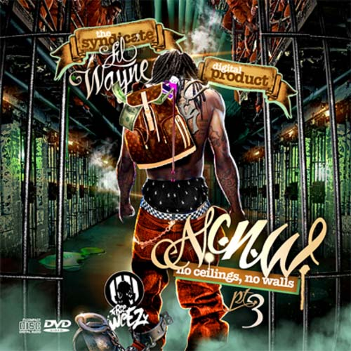 Lil Wayne No Ceilings Artwork. Lil Wayne - No Ceilings No