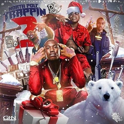 DJ B Ski - North Pole Trappin 3 | MixtapeTorrent com