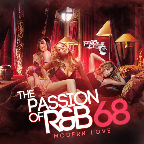 VA - The Passion Of R&B 68