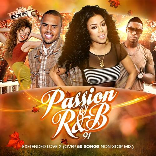 The Passion Of R&B 91