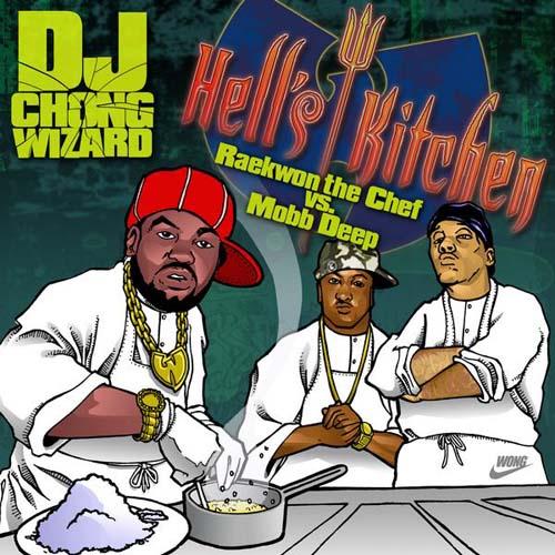 Hells Kitchen (Raekwon The Chef Vs Mobb