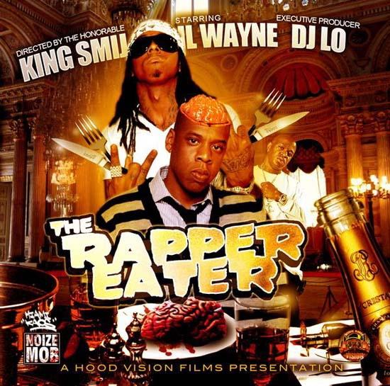 Lil Wayne Graffiti