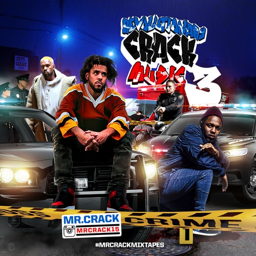 Mr. Crack – Revolutionary Crack Music 3
