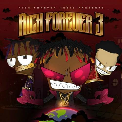 Rich The Kid - Rich Forever 3