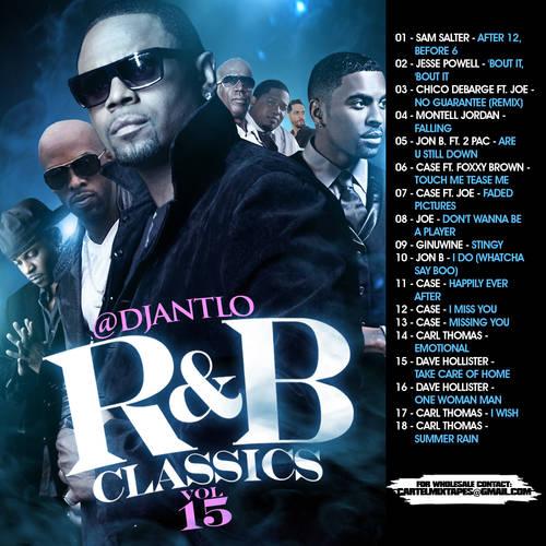 Jesse Powell You Mp3 Download: R&B Classics Vol. 15