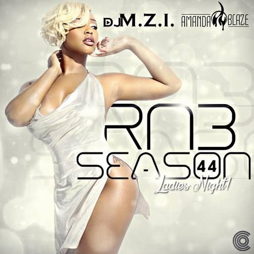 DJ Amanda Blaze - R&B Season 44